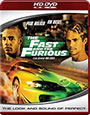 HD DVD / Форсаж / The Fast and the Furious